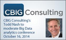 Todd Nash Big Data Conference Moderator