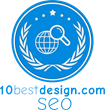 SEO Web Design Companies Awarded by 10 Best Design