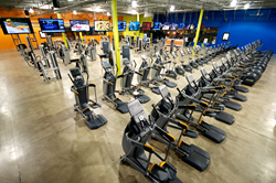 charter fitness, health club, personal training, fitness franchise, Dallas, Ft. Worth, Houston