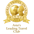 "DreamTrips Vacation Club Named ""Asia's Leading Travel Club"" at 2014 WorldTravel Awards Ceremony in New Delhi"