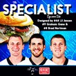 "Harris Teeter Unveils Carolina Panthers Graham Gano, JJ Jansen, and Brad Nortman's ""The Specialist"" Signature Sub Sandwich"