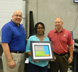Local Female Frontline Leader Honored as Finalist in National Award...