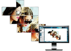 Wall Designer - Advanced video wall design and implementation software.