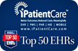 Medical Economics Names iPatientCare EHR as the Top 50 Electronic...