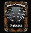 Yamaha Dare to Compare Guitar Promotion and Sweepstakes Continues...