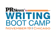 PR News Announces Writing Boot Camp; Eight Sessions Will Be Held...