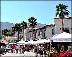 La Quinta Art Under The Umbrellas Commencing On October 25, 2014