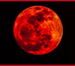 The red Moon when receiving redshifted and refracted Sunlight