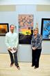 SLCC Awards Artists at President's Art Show