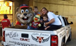 Lyttle Jimmie Visits CHOA Patient for A Day of Fun
