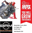 Surface Finishing for the Automotive Aftermarket: BRM Announces AAPEX...