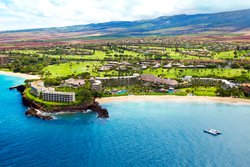 Sheraton Maui Resort & Spa on Kaanapali Beach, Maui, Hawaii