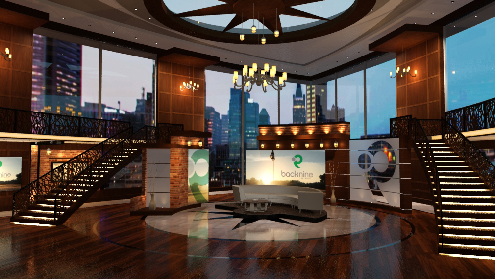 Fx Design Group And Hybrid Tv Collaborate With