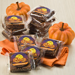 Pumpkin Spice, Halloween, Brownies