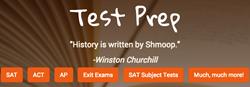 Shmoop Test Prep