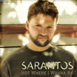 Sarantos Drops First CD in 2014 And His New Music Rocks