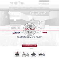 Freedom Machine Tool launches new FreedomCNC.com