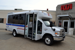 The Greater Cleveland Regional Transit Authority (RTA) has purchased 20 propane autogas paratransit shuttle buses to provide clean and affordable transportation for individuals with disabilities.