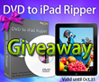 Digiarty Greets the Upcoming iPad Air 2 with DVD to iPad Ripper Giveaway