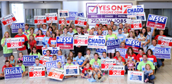 Yes On Z Supporters 10/12/14