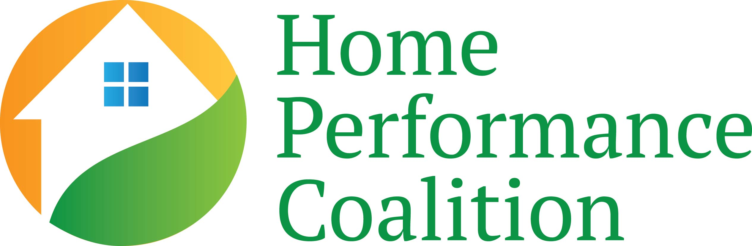 Home performance coalition launches brand identity for Performance house