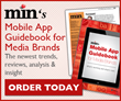 Just Published Mobile App Guidebook for Media Brands Features App...