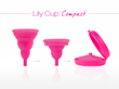 Intimina Reinvents the Menstrual Cup with Lily Cup Compact