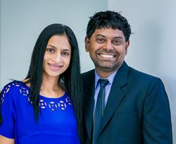 Dr. Arvind Philomin & Dr. Divya Adusumilli