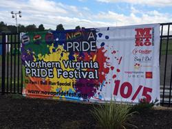 Northern Virginia Pride Festival NOVA Pride #703pride