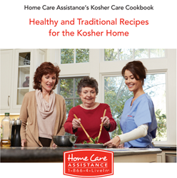 Home Care Assistance's New Kosher Care Cookbook