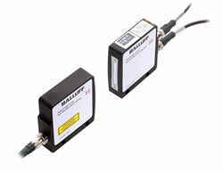 The Balluff Light Array sensor identifies, compares or sorts objects based on minimal size or height differences.