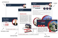 WebsiteBox Prints App sample documents agents can print