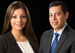Victor and Karla Aguilar join Round Rock, Texas, branch of North American Title Co.