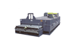 Davron Indexing Conveyor Oven Enhances Brake Lining Curing Process