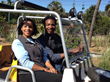 Grand Opening of Serengeti Safari at Oakland Zoo's Adventure Landing