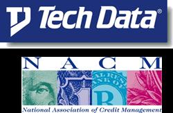 NACM and Tech Data Logo