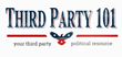 Third Party Political Website Launch
