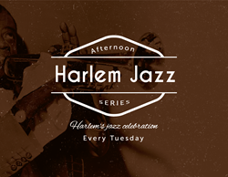 Harlem Afternoon Jazz Series