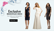 Exciting News! Exclusive line of 2015 Wedding Dresses Launched by...