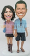 CuteBobble.com Announces Great Personalized Bobbleheads for the New...