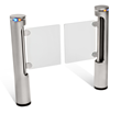 Fastlane Intelligate Barrier gate with tailgate detection for lobby security