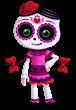 Rosita From Muertoons