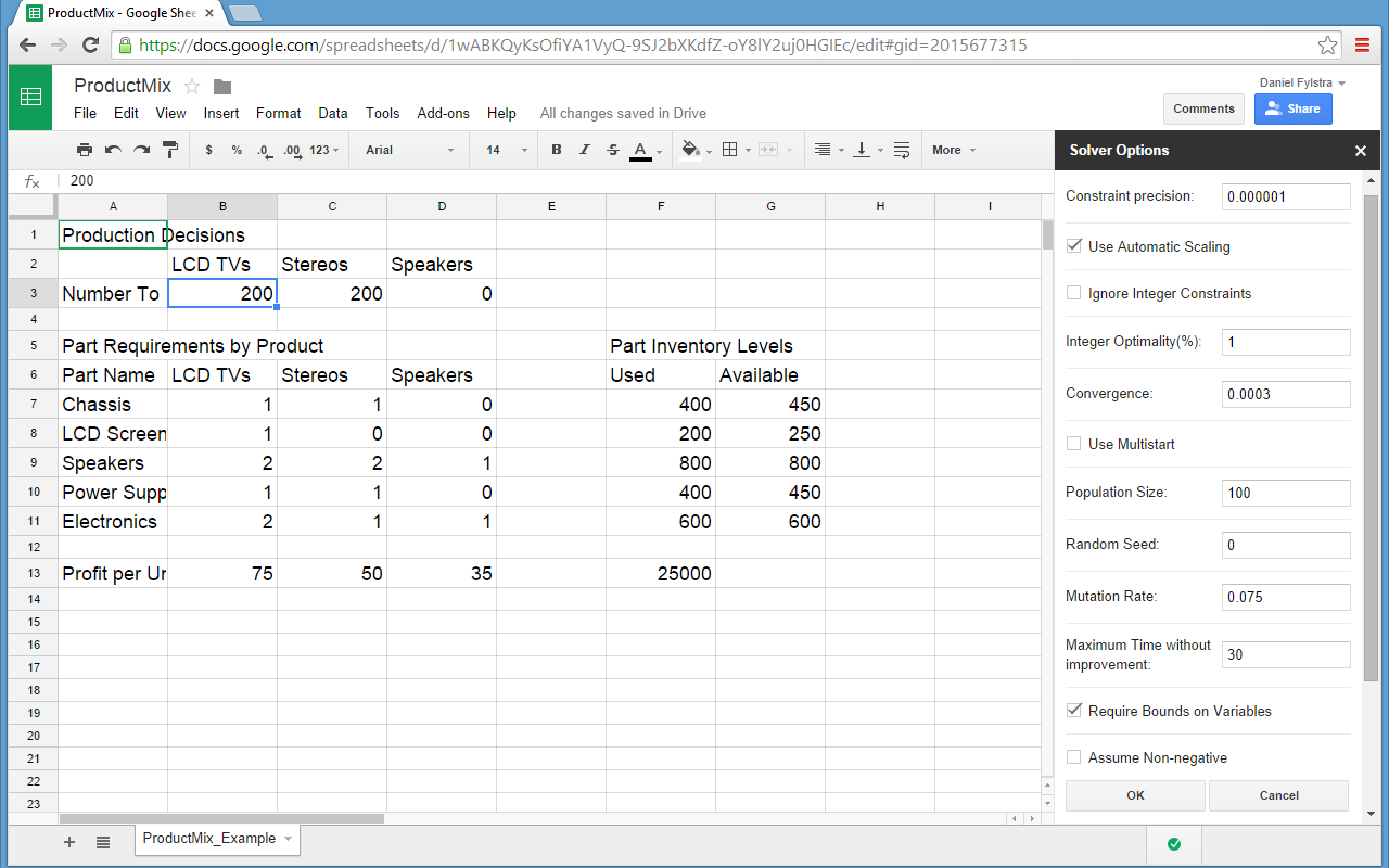 how to create a rating system in google sheets