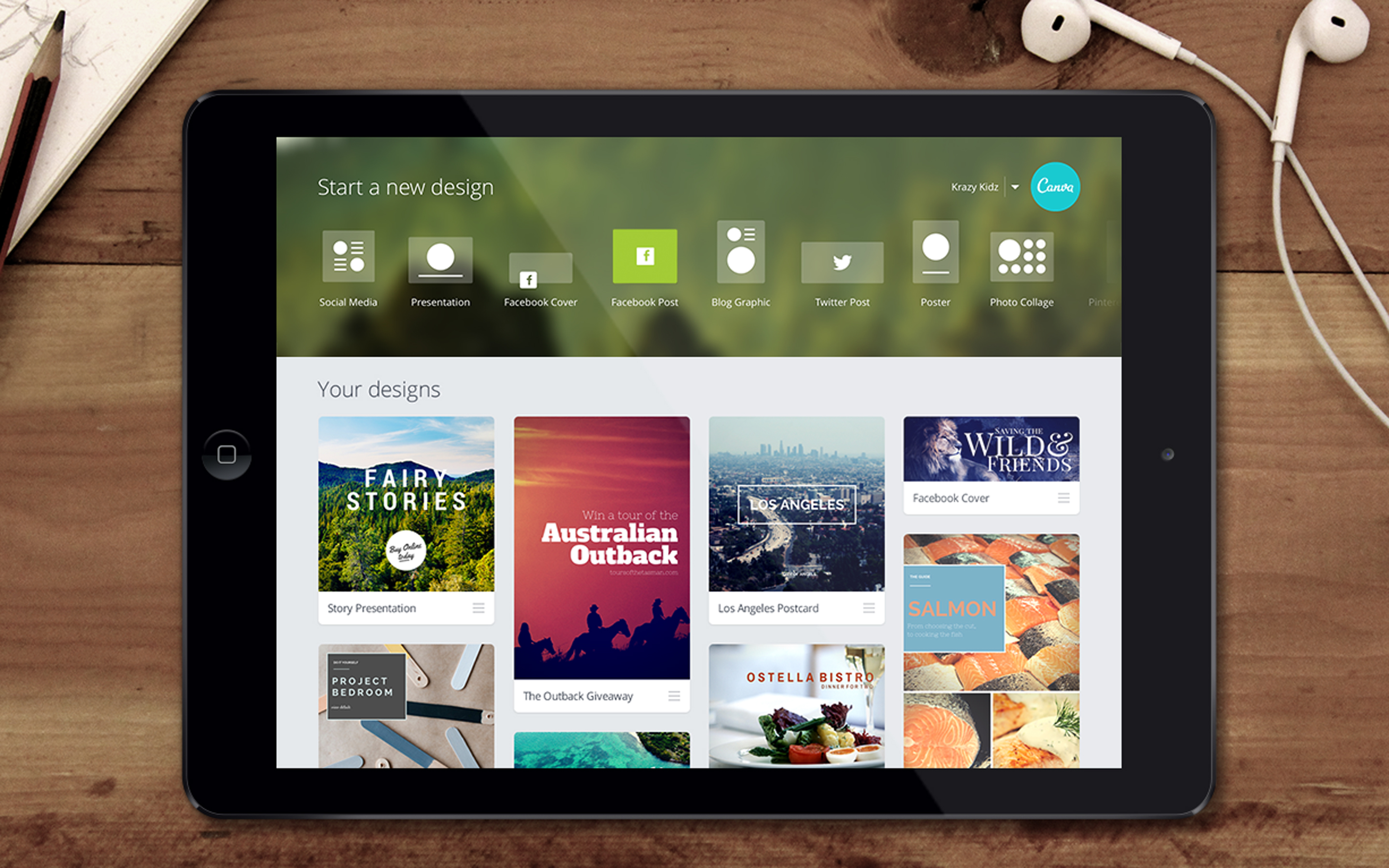 Canva Launches iPad App to Bring Amazingly Simple Design ...
