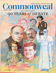 Commonweal Magazine's 90th Anniversary Issue