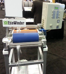 TSE-EcoWinder™ resin applicator for filament winding