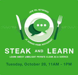 TBL Networks Steak & Learn Cloud Computing Seminar in Richmond VA