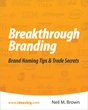 Brand Name Development Book Now Available from IDeas BIG