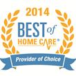 Palo Alto Senior Care Company Receives 2014 Best of Home Care®...