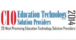 CIO Review Magazine Education Technology 2014